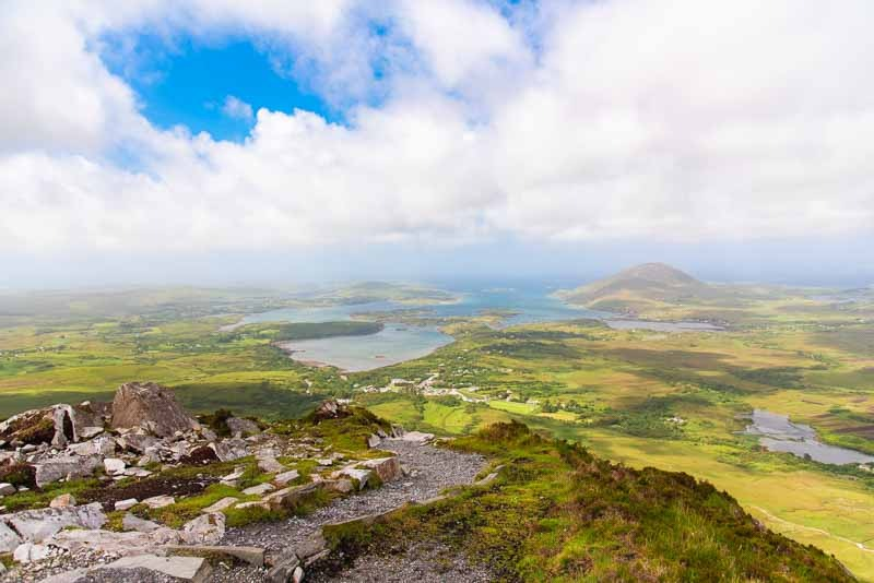 Diamond Hill Galway | Guide for Diamond Hill Connemara