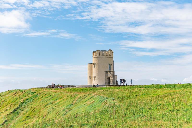 obriens tower, clare, wild atlantic way