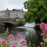 instagrammable places in galway city, canal walk galway, galway is prettier than dublin
