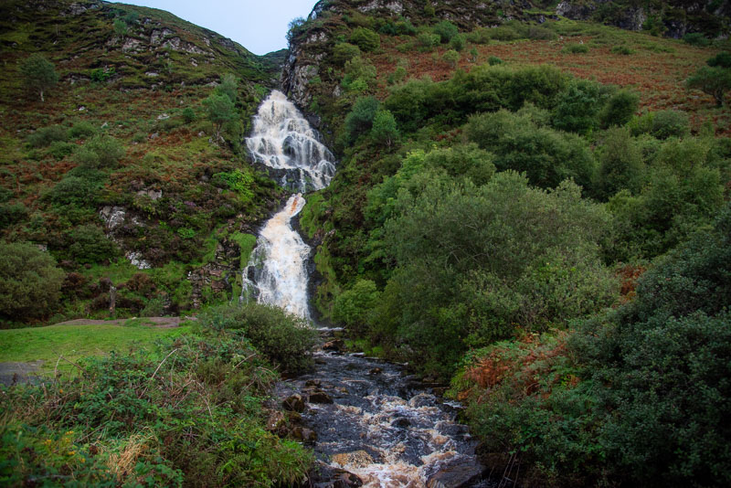donegal attractions, things to do in donegal, donegal bucketlist , murder hole beach, assaranca waterfall