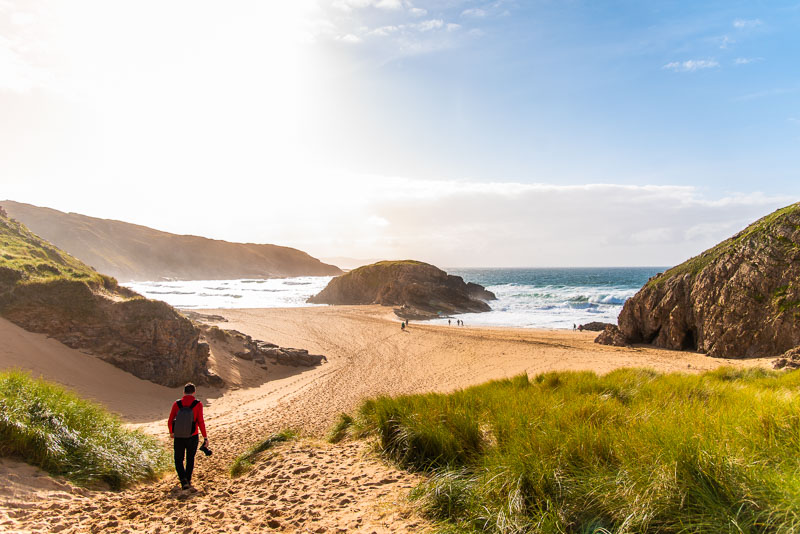 donegal attractions, things to do in donegal, donegal bucketlist , murder hole beach