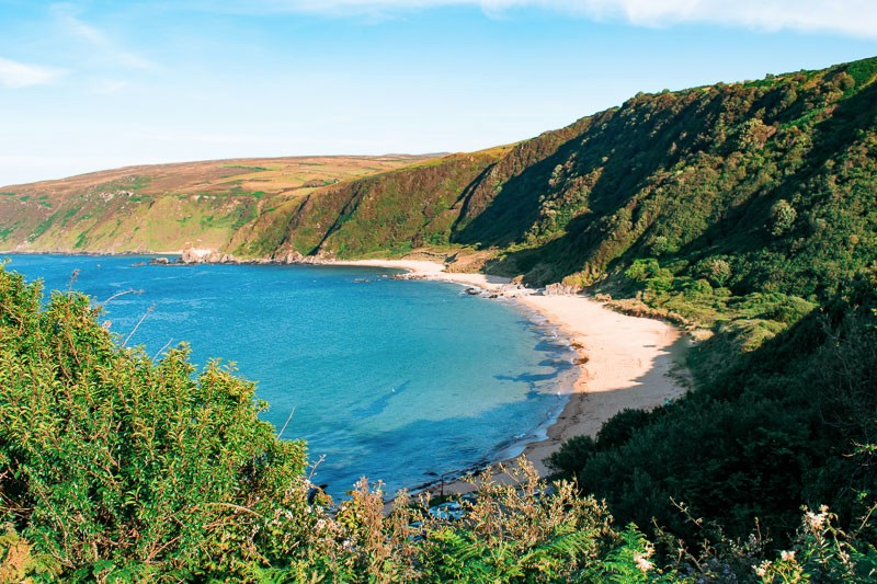 things to do in donegal. Best beaches donegal. Kinagoe bay