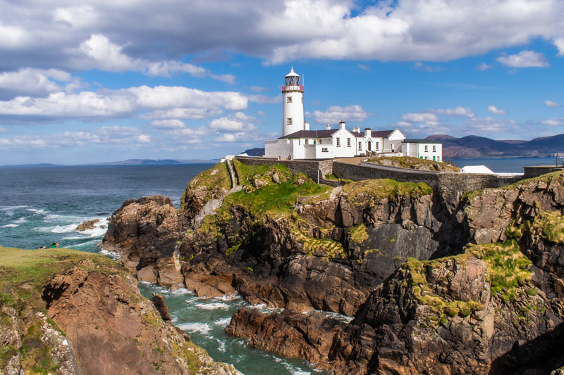 fanad head lighthouse, fanad peinsula, donegl, ireland, things to do in donegal, scenery, scenic
