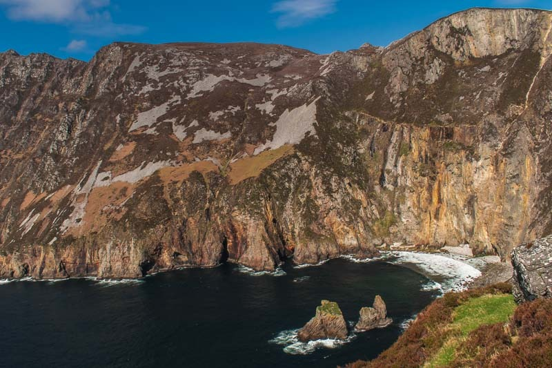 things to do donegal, cliffs donegal ireland