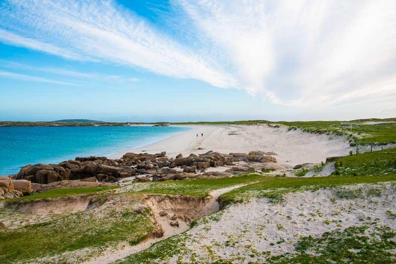 things to do in connemara, galway, ireland, west of ireland, brigits garden, staycation, roadtrip , gurteen bay, gurteen beach, roundstone