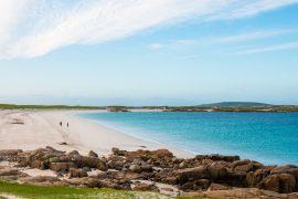 Gurteen Bay, Gurteen Beach Galway, Best beaches in Galway, best beaches in Connemara